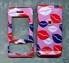 LOVE KISS SONY ERICSSON W580 W580I COVER PHONE CASE