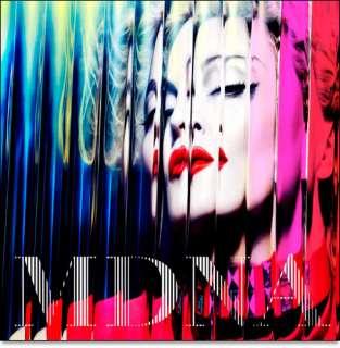MADONNA MDNA Japan CD Give Me All Your Luvin Masterpiece Nicki Minaj