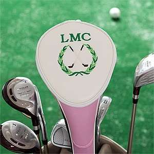 Ladies Pink Golf Club Covers   Golf Crest Sports & Outdoors