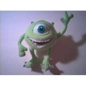 Monsters INC Poseable Mike Wazowski Toy: Toys & Games