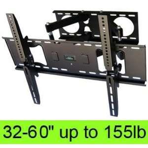LCD LED Plasma TV wall mount dual arm dual stud 32 36 37 40 42