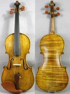 Come with rectangle Violin case, high quality bow and Rosin