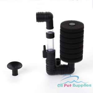 Bio Sponge Filter Betta Fry Fish Tank Single Sponge