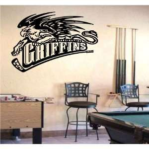 Wall Mural Vinyl Sticker Sports Logos Ahl grand Rapids