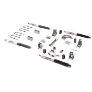Master Suspension TP100SSV Suspension Lift Kit Toyota 4in: Automotive