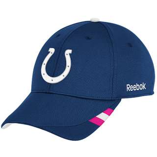 Reebok Indianapolis Colts Breast Cancer Awareness Coaches Structured