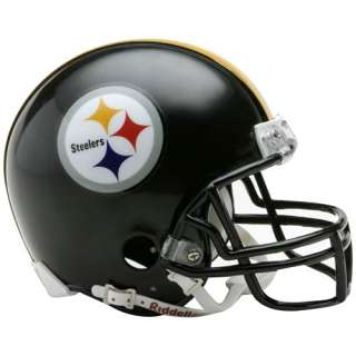 Pittsburgh Steelers Helmets Riddell Pittsburgh Steelers Replica Mini