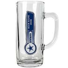 Great American Products Dallas Cowboys Customized 22oz Tankard
