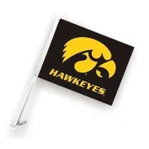 Iowa Hawkeyes Car/Truck Window Flag