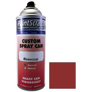 Spray Can of Red Land Pearl Metallic Touch Up Paint for 2009 Hyundai