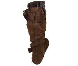 Women Fashion Boots Shoes Klein Series Mid Calf Style Design 3 Colors