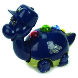 Milwaukee Brewers Animated & Musical Team Dinosaur Toy Home & Kitchen