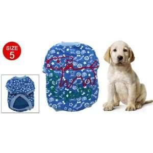 Como Dog Winter Clothes Doggie Puppy Doggy Warm Coat Size