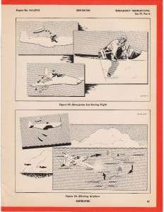 1944 NORTH AMERICAN P 51D MUSTANG PILOTS FLIGHT MANUAL
