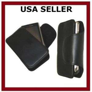 Leather Side Case Cover Pouch Belt Clip for iPhone 3g