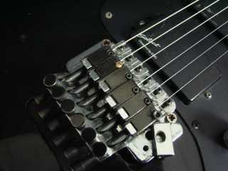Vintage Washburn G 2V Electric Guitar HSS Black |