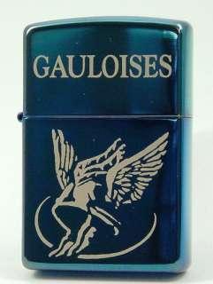 NEU+OVP original ZIPPO GAULOISES Helmet Sapphire Blue