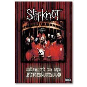 Slipknot Welcome To Our Neighborhood DVD  Shop Ticketmaster