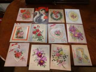 360+ 1940s Antique Vintage Greeting Cards Christmas Valentines