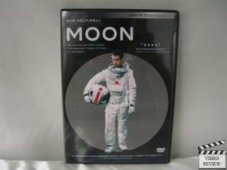 Moon (DVD, 2010) Sam Rockwell Kevin Spacey 043396315259