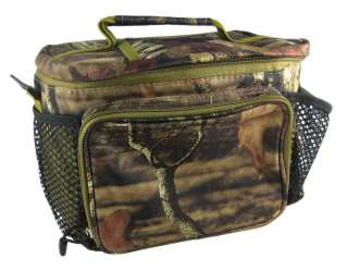 Mossy Oak Camouflage Portable Cooler Tactical Bag Lunch Box