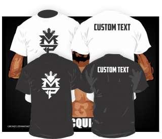 Manny Pacquiao Shirt w/ FREE CUSTOMIZATION