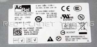 OEM Dell Y664P 130w AcBel Switching Power Supply Inspiron One 1909