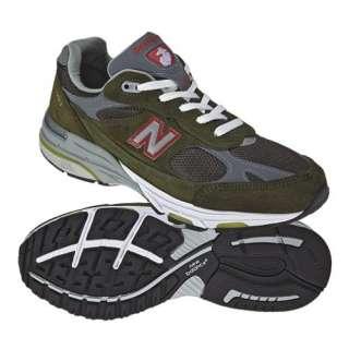 New Balance Mens 993 Running Military Shoe MR993MAR