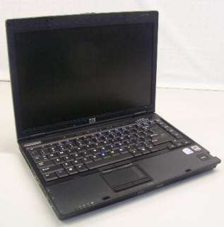 HP COMPAQ NC6400 LAPTOP CORE DUO 1.8GHz/ 1GB/ 40GB