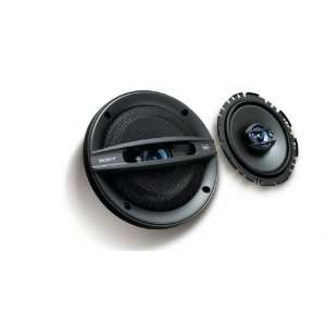 Sony XSF1737SE 3 Wege Auto Lautsprecher (17 cm, 200 Watt/40 Watt, 91