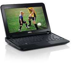 Dell Inspiron mini 1018 Netbook BLACK 250gb WebCam Warranty BlueTooth