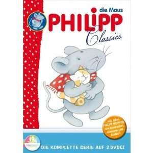 Phillipp die Maus Classics Die komplette Serie 2 DVDs