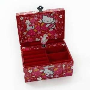 Hello Kitty Spieluhr Angel Berry  Spielzeug