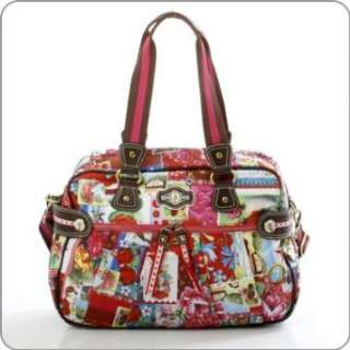 Pip Studio Tasche   Carry All Winter Collage +++ DS10W39: .de