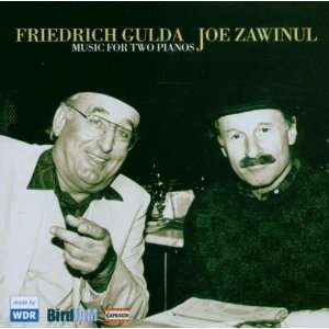 Gulda, Brahms, Joe Zawinul, WDR Big Band Koeln  Musik