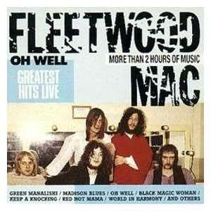 21 Greatest Hits Live Fleetwood Mac, Peter Green  Musik
