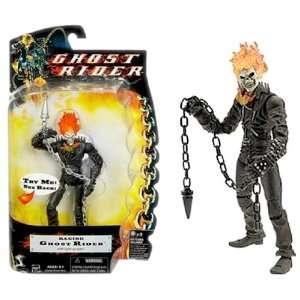 Ghost Rider Figur Raging   Marvel   Kopf leuchtet