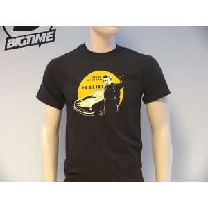 Shirt Bullitt Steve Mc Queen braun Film Shirt braun E8