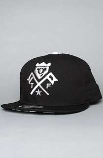 TRUKFIT The Truck It Snapback Cap in Black : Karmaloop   Global