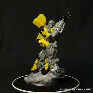 Transformers Unleashed Turnarounds BUMBLEBEE Prototype