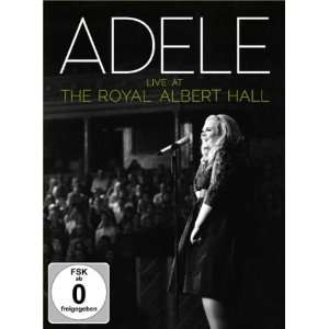 Adele   Live At The Royal Albert Hall inkl. Bonus CD Blu ray