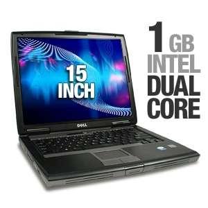 Dell Latitude D520 Notebook Computer   Intel Core Duo T2400 1.83GHz