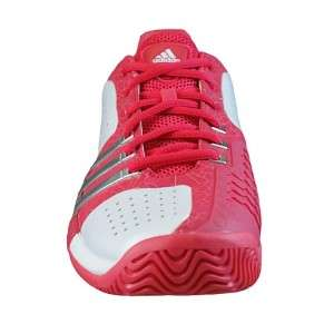 Pink White Shoes Barricade Adilibria Tennis Sneakers Size 9.5