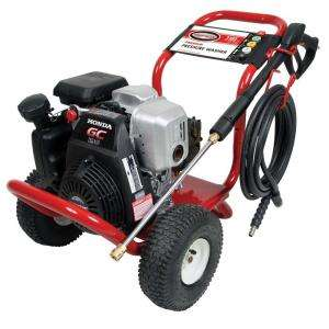 GPM Honda GC190 Engine Gas Pressure Washer MSH3125 S