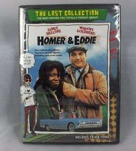 Homer and Eddie~New~Jim Belushi, Whoopi Goldberg 031398108535
