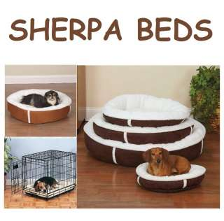 SHERPA COLLECTION   Beds for Dogs    in US & CA   Disc