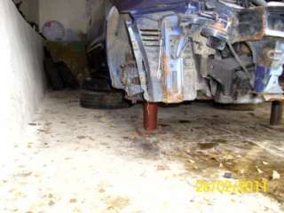 Fiat Brao Motor zum selber ausbauen  Ohne anbauteile  in Nordrhein