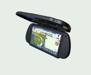 Auto Rückspiegel Bluetooth 7 GPS Europe Navi  Video Flip Car