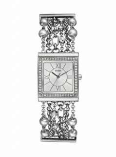 NIB Guess MOP Crystal Collection Ladies Watch G96018L BRACELET