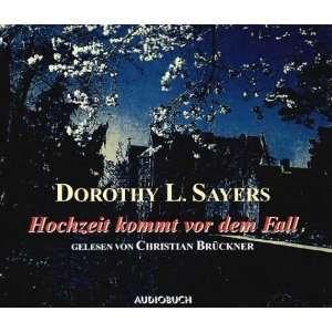 CDs  Dorothy L. Sayers, Christian Brückner Bücher